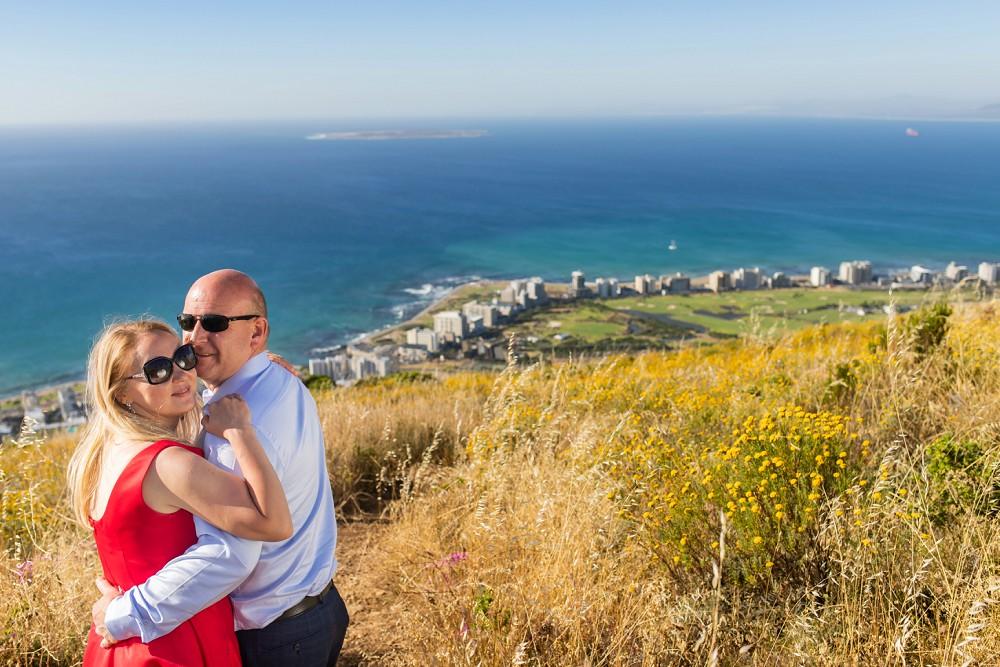 Cape Town Elopment Tour Signal Hill