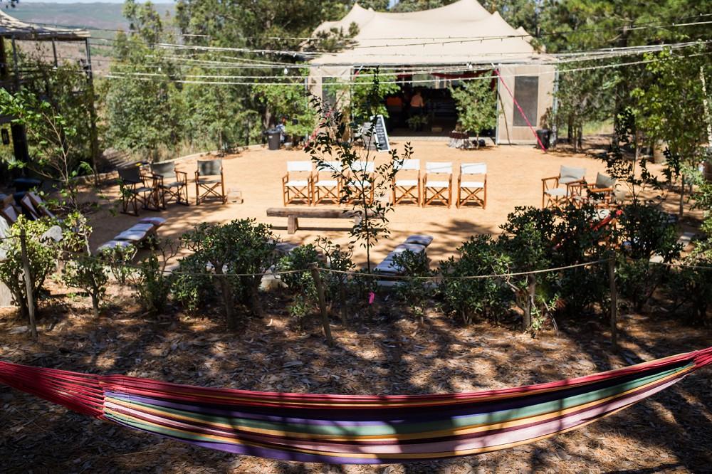 Cherry Glamping Wedding Venue