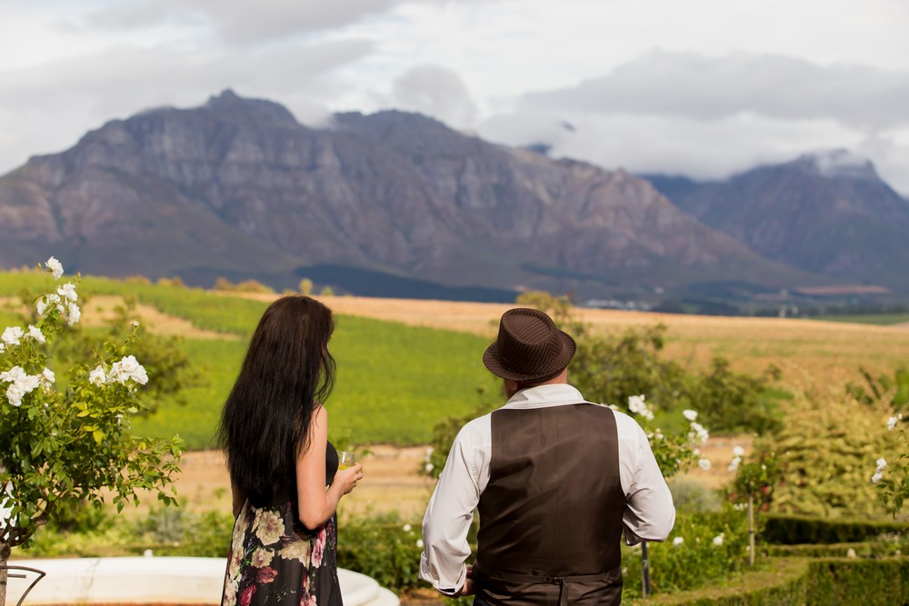 Getting married in Cape Town scenic wedding venues