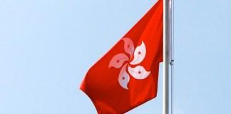 Bandeira de Hong Kong