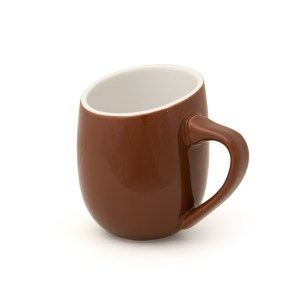 Offero Brown Ceramic 3oz Cup ~ Espresso Cup or Macchiato?