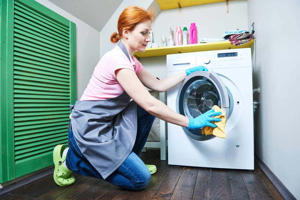 Washing Machine Cleaning Tips