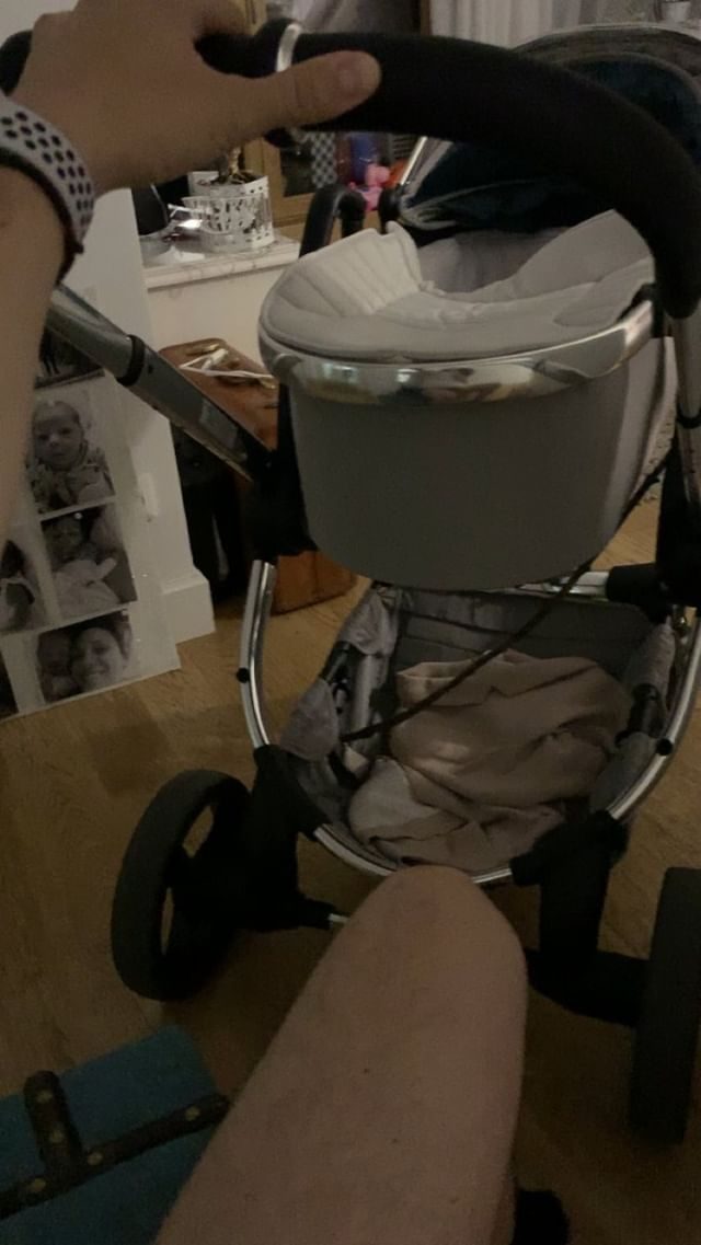 TATICA ZA PRIMJER: Nikola Rokvić pokazao kako dežura pokraj sina 1