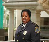 Fulton County Police Chief Cassandra Jones