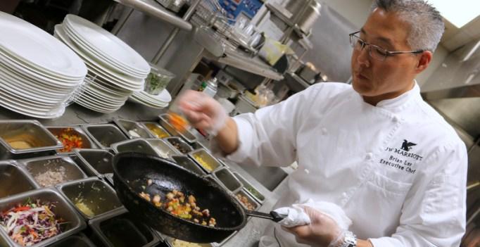 Chef Brian Lee