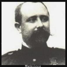 Martín Cerezo
