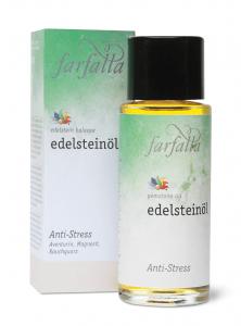 Huile de massage aux pierres précieuses Anti-stress