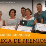 Entrega de Premios al mejor Queso Mahón-Menorca 2016 en Llucmaçanes