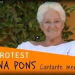 Joana Pons cantante menorquina responde el gastrotest de Exquisita Menorca