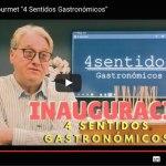 4 SENTIDOS GASTRONÓMICOS ABRE PUERTAS