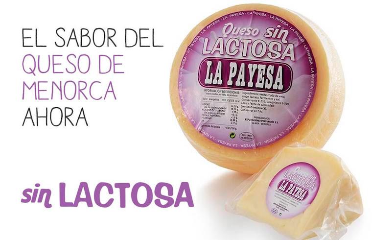 La Payesa produce el primer Queso Sin Lactosa de Menorca