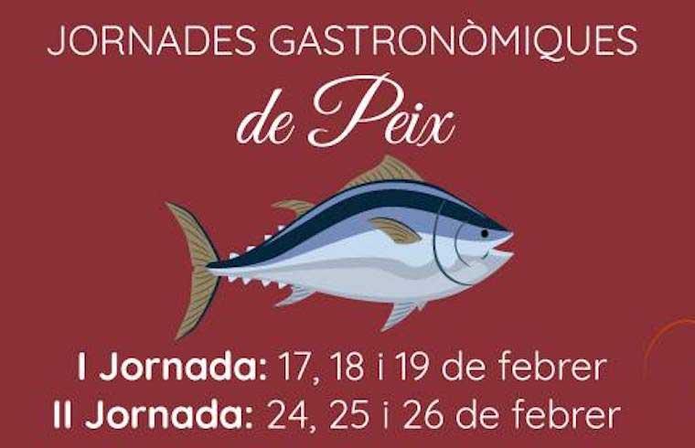 Jornadas Gastronómicas de Pescado en 12 restaurantes de la isla