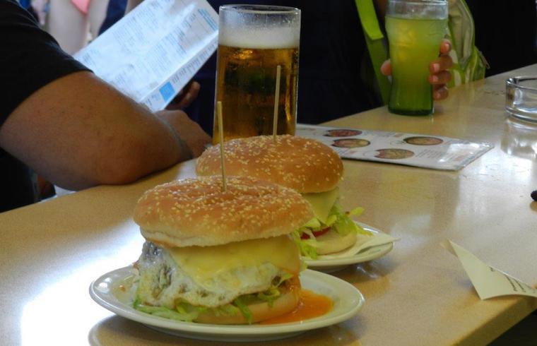 Hamburguesas Cafeteria Susy Exquisita Menorca