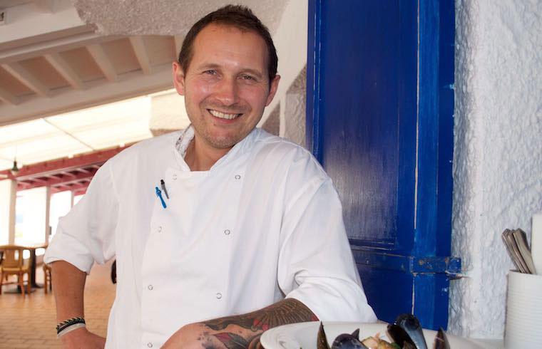 Entrevista a Zoltan Polgar, chef del restaurante Salitre Exquisita Menorca