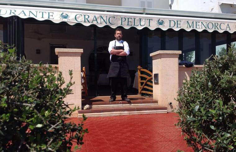 Es Cranc Pelut Fornells Exquisita Menorca