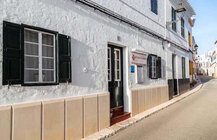 S'engolidor Exquisita Menorca Fachada Restaurante