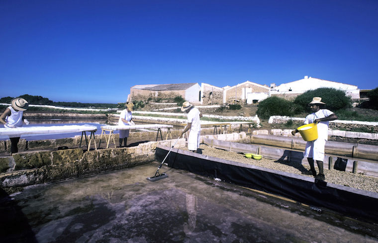 Flor de Fornells Exquisita Menorca