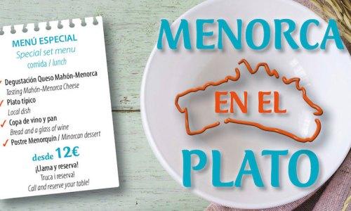 Empieza la 5ª edición de Menorca en el plato.