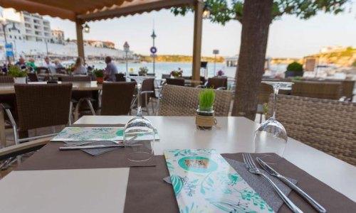 Botanic Restaurant Terraza Exquisita Menorca