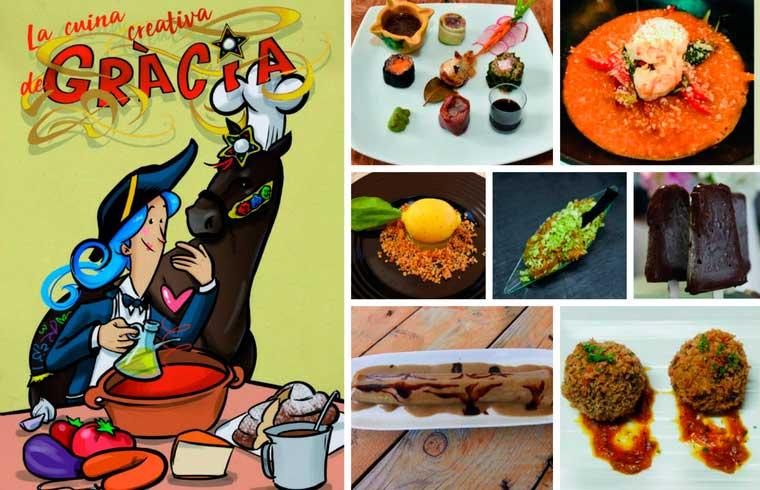 Fiestas de mahón La cuina creativa de gràcia