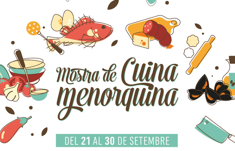 Mostra de Cuina Menorquina 2018