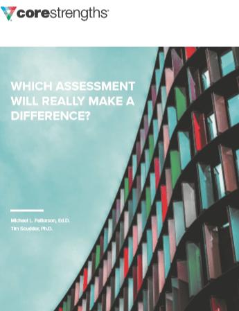 Assessment Comparison Core Strengths, MBTI, DISC