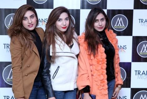 Nimrah , Mahnoor and Marium Altaf