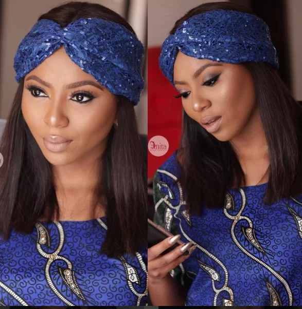 anita-brows-makeup-for-blue-outfit