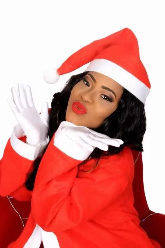 78ceacab0 ex Face of CandyCity Nigeria Joyce Woke releases stunning Christmas ...
