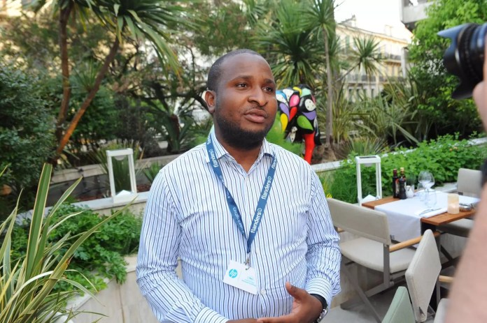 Moses Babatope of Filmone and Filmhouse
