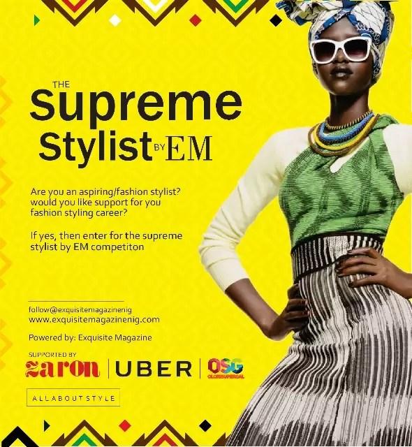 supreme stylist graphics for instagram