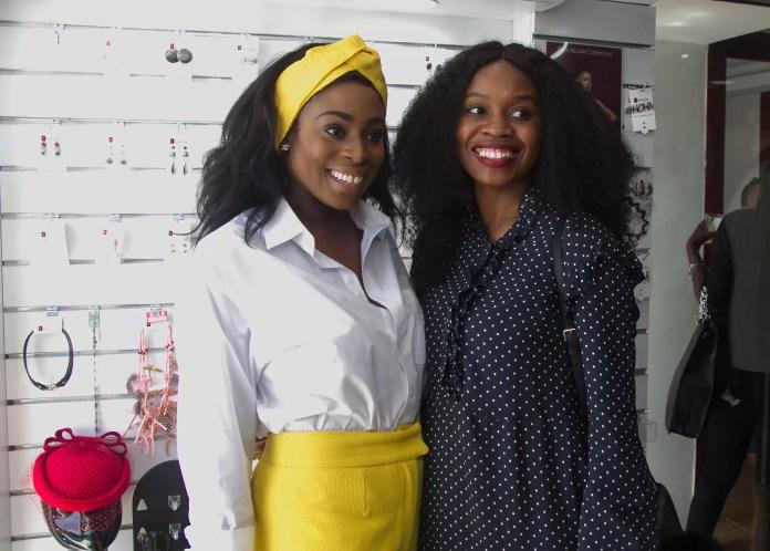 Zina Anumudu & Salewa Akin-Taylor