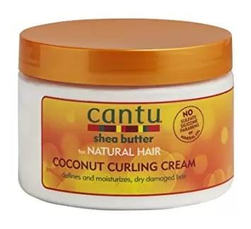 cantu coocnut curling cream