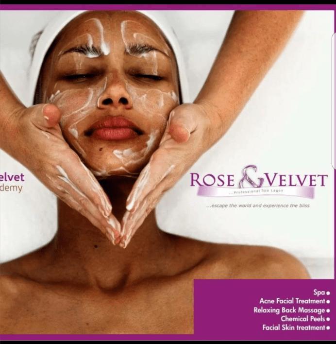 Rose and Velvet