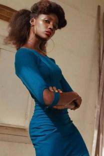 Yemi Dress