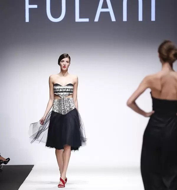 RUNWAY TO REDCARPET: AGBANI DAREGO, MICHELLE WILLIAMS, SEYI SHAY, LIL MAMA, CANDACE BUSHNELL BRINGS FULANI FASHION DRESSES OFF THE RUNWAY ONTO THE RED CARPET 12