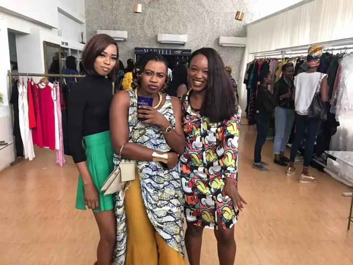EMNews - Tonye Garrick, Ini Dima Okojie, Mimi Onalaja, Cassie Daves, Lady Vhodka, Kaylah Oniwo, attend Zazaii Summer Style Party 8