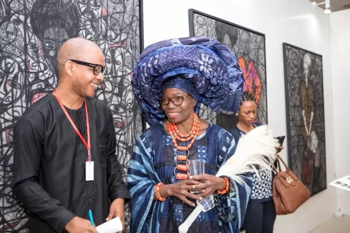 EMNews - ART X LAGOS 2017 SET TO BRING AFRICA'S LEADING ART MASTERS TO LAGOS IN NOVEMBER 5