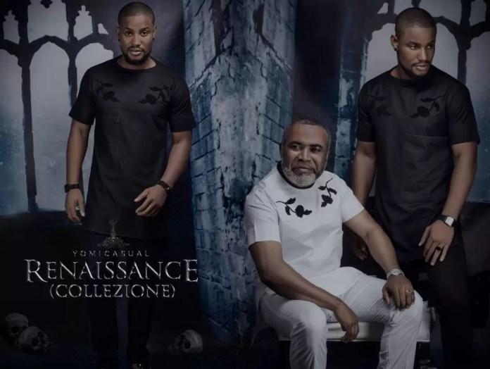 Fashion - Yomi Casual Debuts 2017 Collection 'Renaissance' featuring Zack Orji, Alex Ekubo, IK Ogbonna and Ebube Nwagbo 6