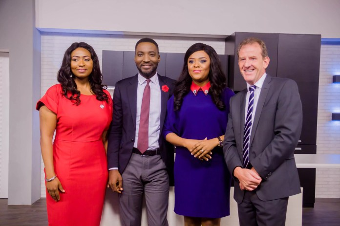 EMNews - Titi Oyinsan and Yomi Owope unveiled as hosts of TVC's new morning show, Wake Up Nigeria 1