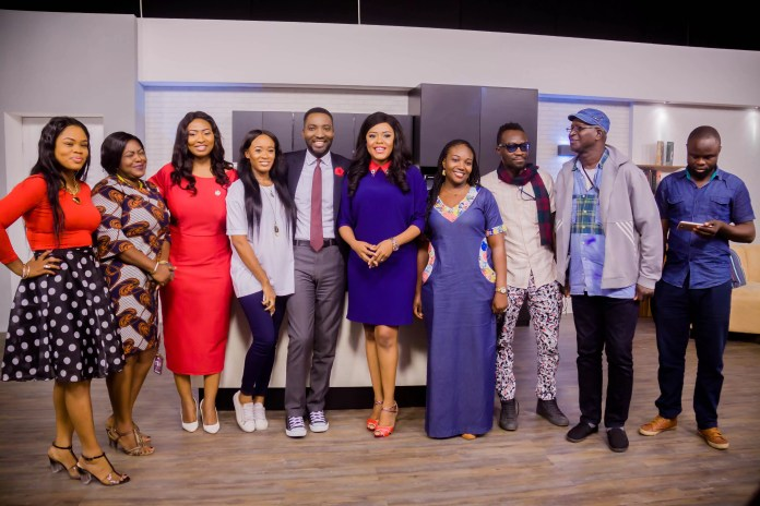 EMNews - Titi Oyinsan and Yomi Owope unveiled as hosts of TVC's new morning show, Wake Up Nigeria 2