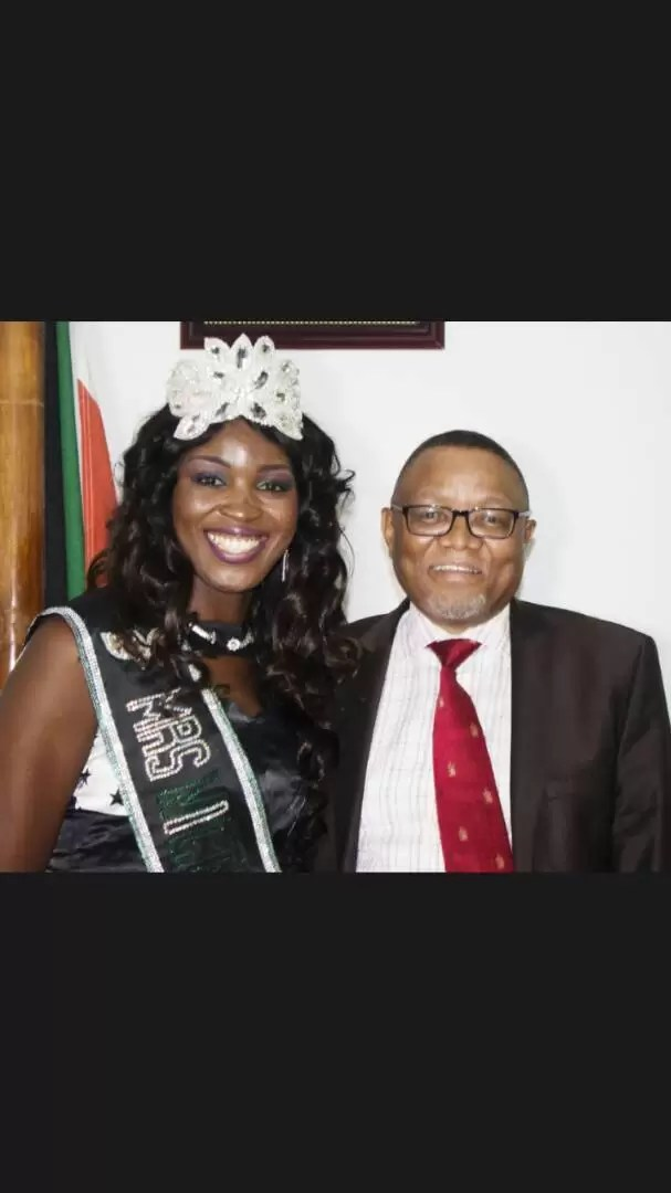 EMNews - SOUTH AFRICA AMBASSADOR PLAYS HOST TO MRS NIGERIA UNIVERSE QUEEN. 18
