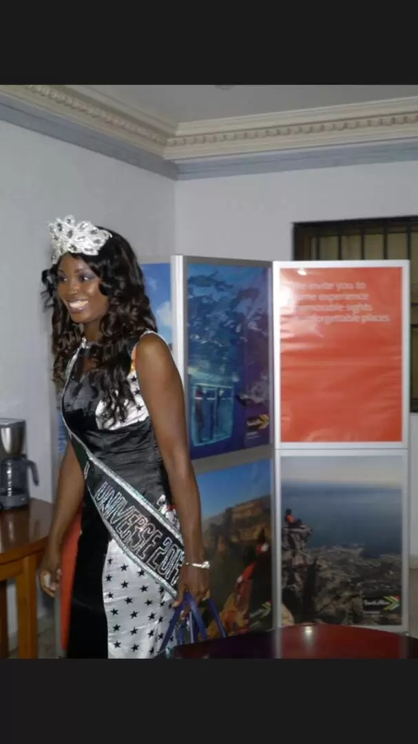 EMNews - SOUTH AFRICA AMBASSADOR PLAYS HOST TO MRS NIGERIA UNIVERSE QUEEN. 7