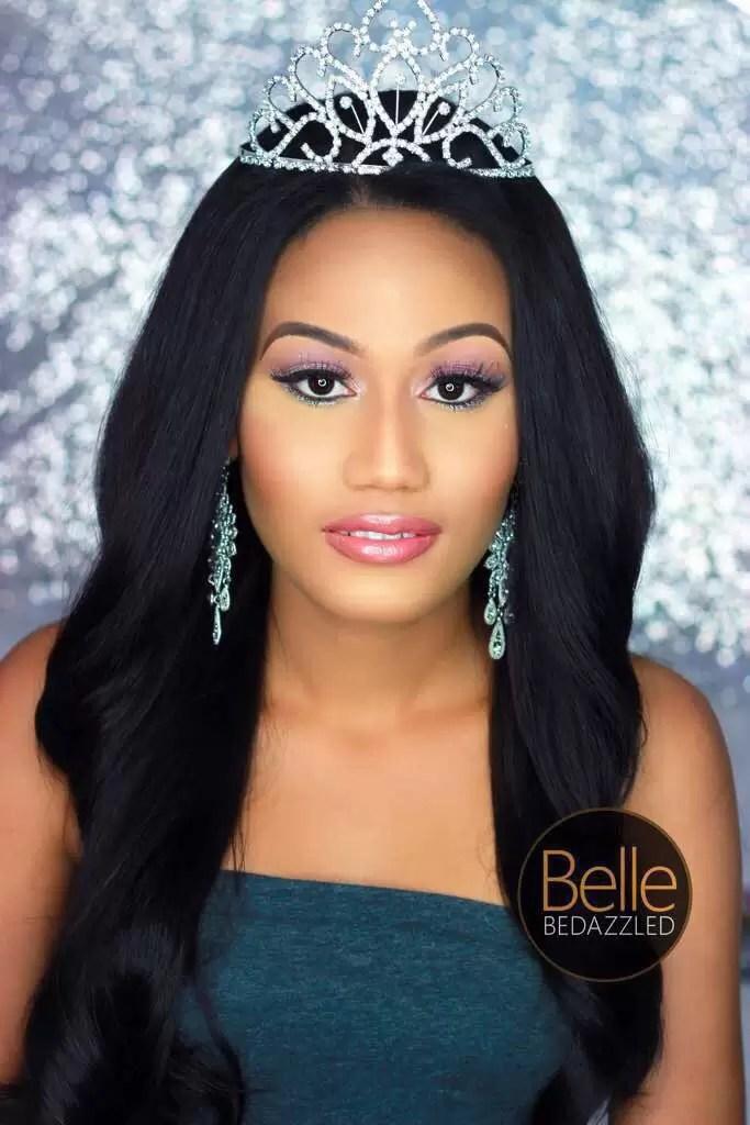 EMNews - Alexandra Adaku Sagee 2017 Face of CandyCity Nigeria Most Outstanding stuns in birthday photos 2