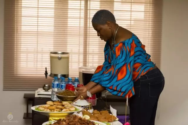 EMNews - Osas Ighodaro, Idia Aisien, Maria Okan, attend the Mai-Saa Northern beauty spa launch. 71