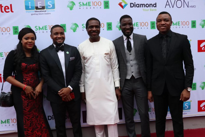 EMNews - PIGGYBANK, AFROTECH GIRLS, ZNM FOUNATION, TAMBOLLO, OTHERS WIN SME100 AWARD 2