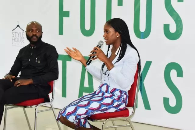 """EMNews - LFDW 2017 FASHION FOCUS TALKS KICK OFF IN ENUGU, ABUJA, PORTHARCOURT AND LAGOS WITH THE THEME """"FROM PASSION TO PROFIT"""" 2"""