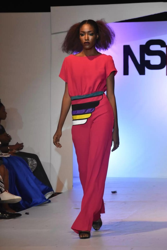 EMNews - Full highlight of the Nigerian Student Fashion & Design Week 2017 22