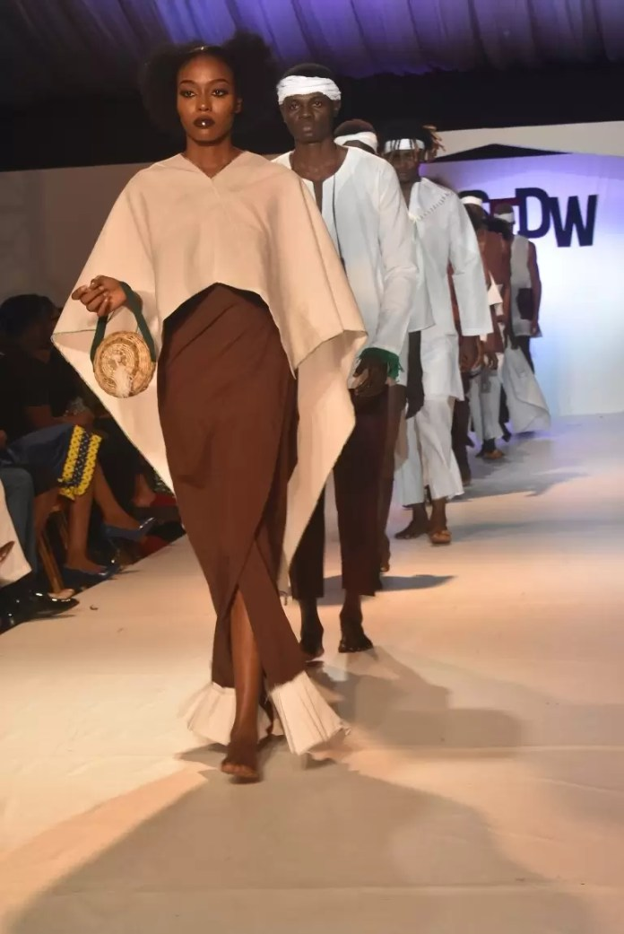 EMNews - Full highlight of the Nigerian Student Fashion & Design Week 2017 24