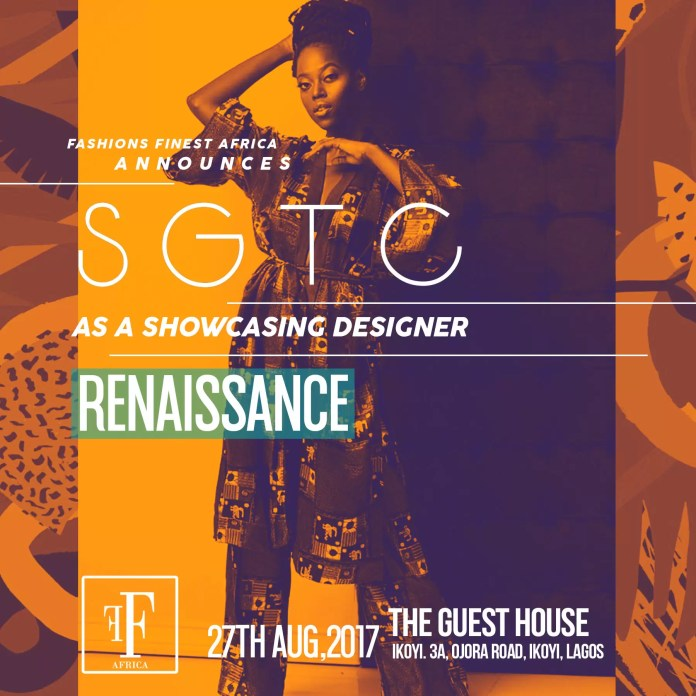 EVENTS - FASHIONS FINEST AFRICA RENAISSANCE INTRODUCES  THE FAB FOUR DESIGNERS FOR HER FORTHCOMING EVENT 4